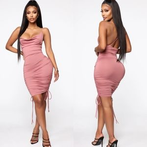 Know Your Worth Fashion Nova Dress